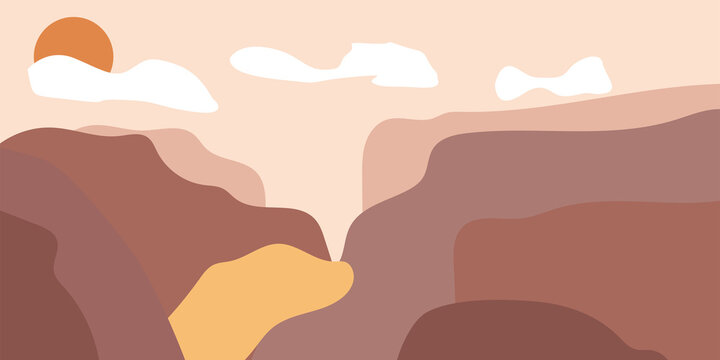Design layout background with trendy color for magazine, web, poster, banner, media social, brochure, cover, flyer, wallpaper, webinar a4 download