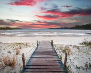 Kai Iwi Lakes - Northland - New Zealand