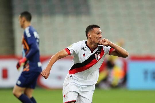2021 Brazil Serie A Football Athletico Paranaense versus Atletico Goianiense June 20th