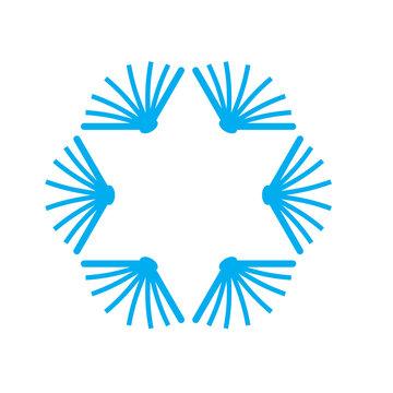 Hebrew or Jewish school or library