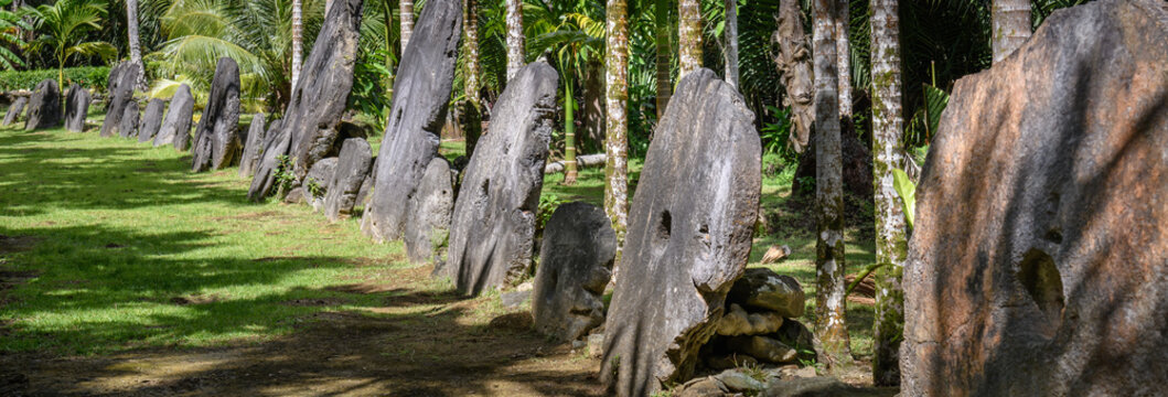 Stone currency of Yap, Micronesia