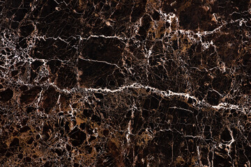Awesome Imperador Gold - marble background, elegant texture in dark color for creative design work.