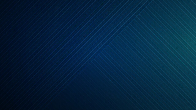 Abstract blue gradient with black diagonal stripe pattern. Design template for brochures, flyers, magazine, banners etc.
