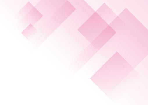 幾何学模様の背景 ピンク