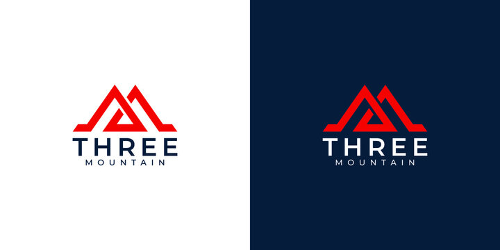 can be used for roof or mountain logos, this logo is inspired by roofs of houses, can also be used for business logos and web logos