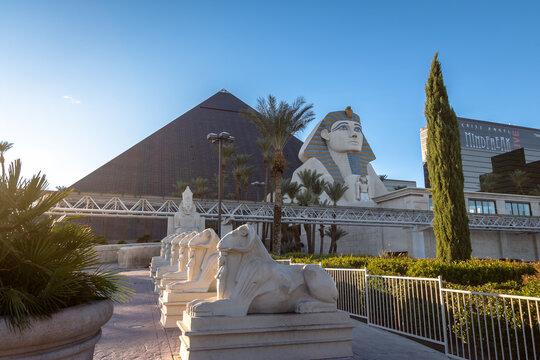 Luxor Hotel Casino - Las Vegas, Nevada, USA
