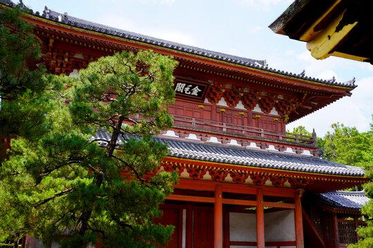 Daitokuji Temple in Kyoto.