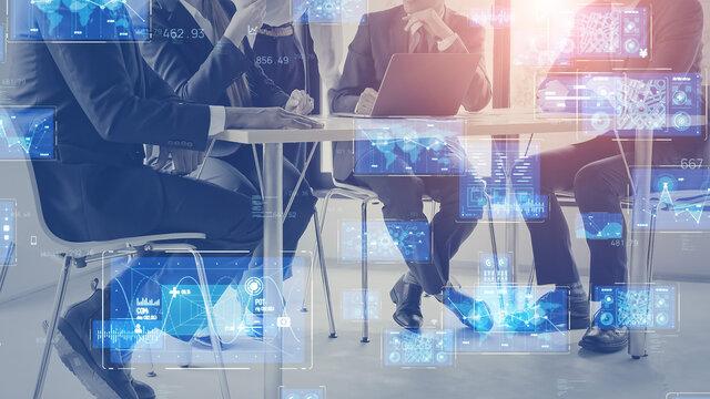 ビジネスと情報分析 経営戦略