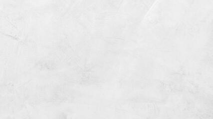 Obraz gray white cement wall texture background  - fototapety do salonu