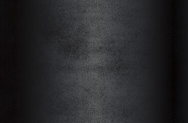 Obraz Luxury black metal gradient background with distressed natural, genuine animal skin, leather texture. - fototapety do salonu