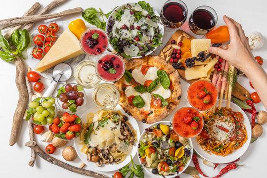 高級チーズ Italy's cheese parmigiano reggiano