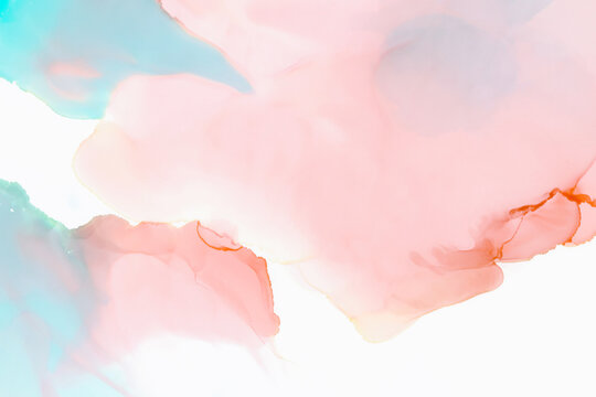Beautiful abstract water colour background texture