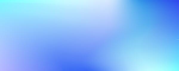 Obraz 水中をイメージした青と水色のベクターグラデーション背景 - fototapety do salonu