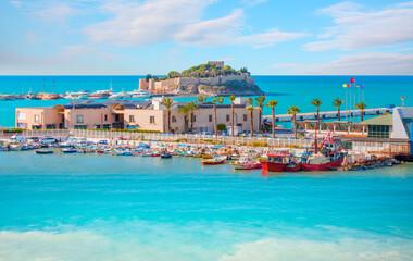 Fototapeta Pigeon Island with a