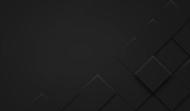並んだ正方形のタイルの背景素材