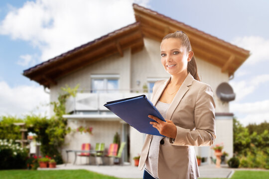 Real Estate House Appraisal And Property Check
