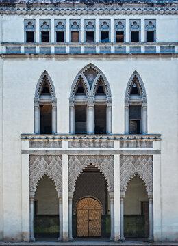 colonial arabic architecture in havana