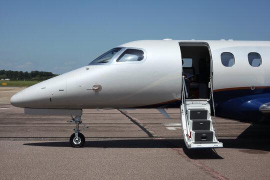 Business Jet Boarding