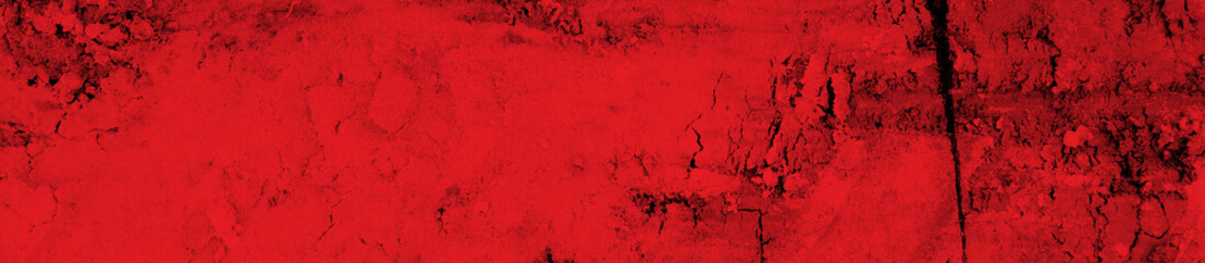 Obraz abstract grunge red and black colors background - fototapety do salonu