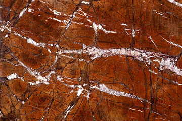 Perfect White Fire Gold - marble background, texture in brown tone as part of your new design look.