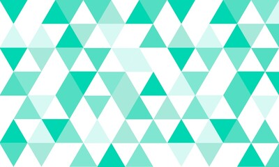 三角形・幾何学模様・ジオメトリックの背景・壁紙素材