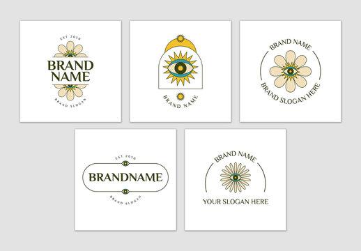 Natural and Psychic Logo Kit