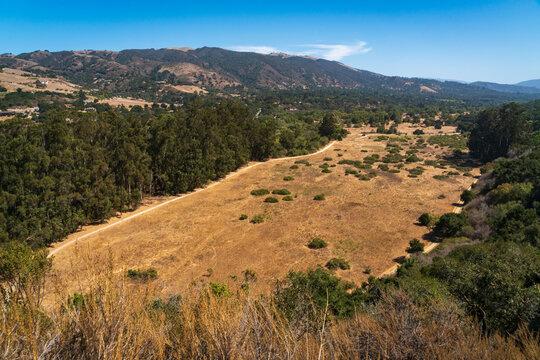 Overlook at Garland Ranch Regional Park