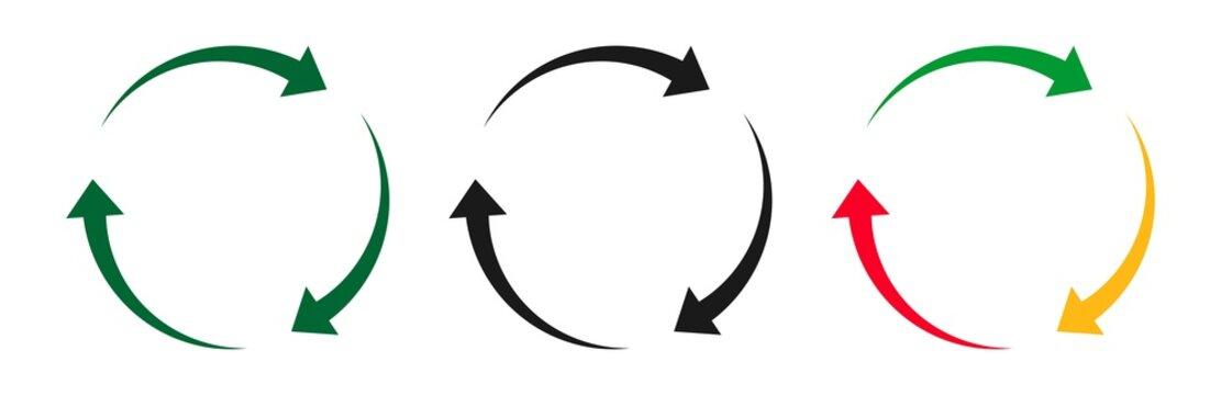 arrow rotation icon