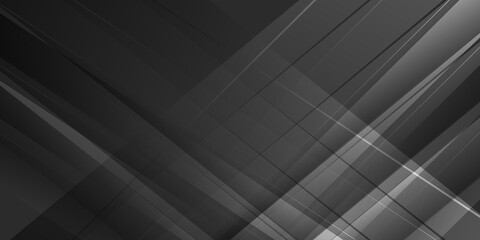 Fototapeta Futuristic black corporate background obraz