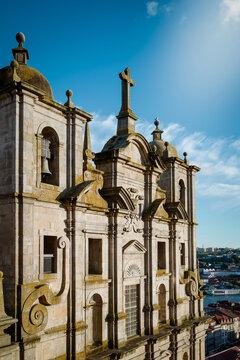 Convento dos Grilos in Porto Portugal