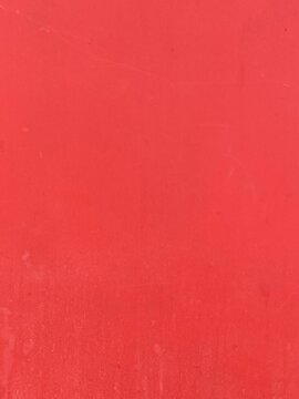 red paint wall background