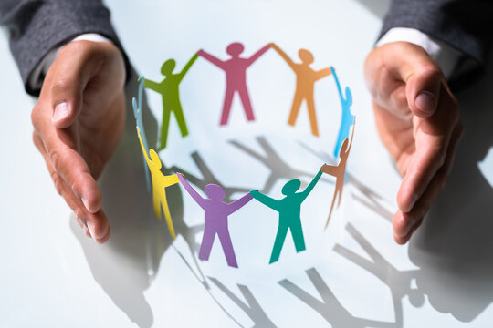 Diversity And Inclusion At Workplace. LGBT Leadership
