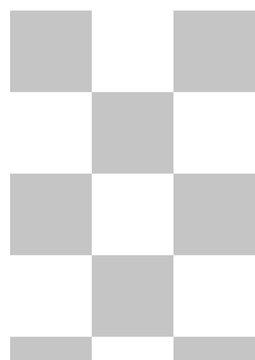 Transparência cinza e branco xadrez