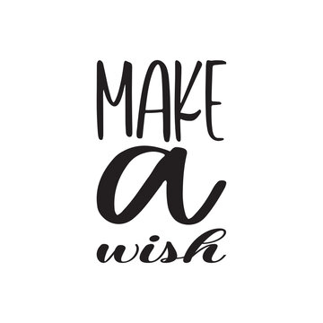make a wish letter quote