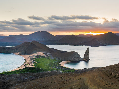 Bartholomew Island (Isla Bartolomé), Galapagos Islands