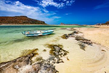 Fototapeta Bezludna wyspa obraz