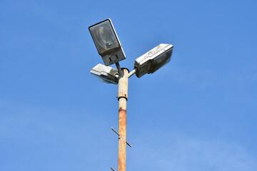 Fototapeta Stare uliczne oświetlenie obraz