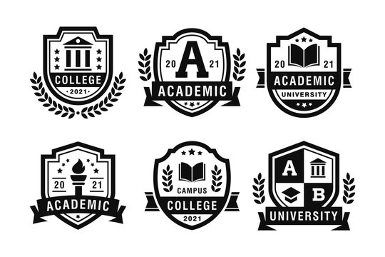 University, Academy and College Emblems