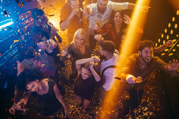 Obraz Some call it the weekend, we call it party time - fototapety do salonu