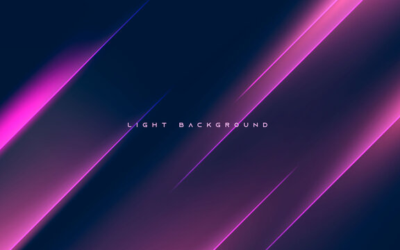 Abstract diagonal purple light background