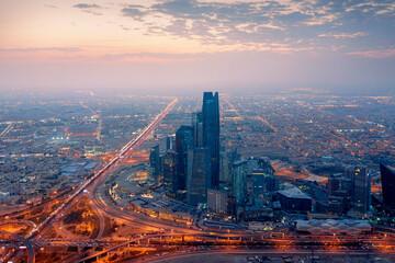 Obraz  Saudi Arabia Riyadh  - fototapety do salonu