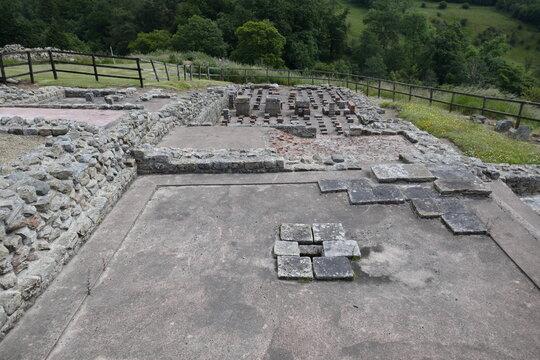 Roman archaeology at Vindolanda