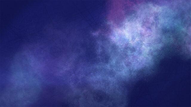 宇宙空間をモチーフにした背景素材