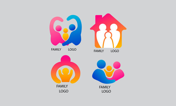 Initial iconic health logo