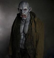 Obraz Orc Ogre 6 - fototapety do salonu