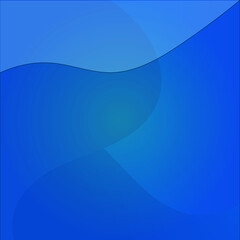 Obraz Caratula Azul simple - fototapety do salonu