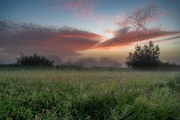 Fototapeta Przed wschodem słońca obraz