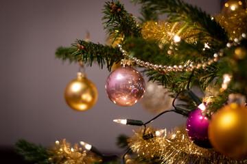 Fototapeta Christmas tree obraz