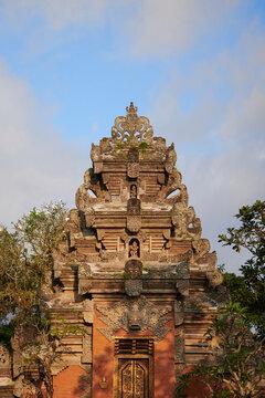 Historic temple in Ubud, Bali