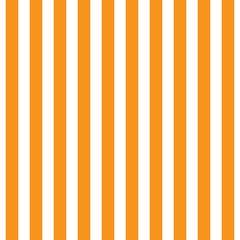 White and Orange Striped Background. Seamless background. Diagonal stripe pattern vector. White and orange background.